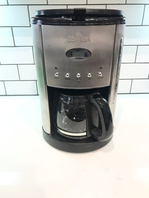Gevalia 12-Cup Programmable Coffee Maker - NEW for Sale in Austin, TX