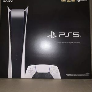 Ps5 Digital Edition for Sale in Arlington, VA