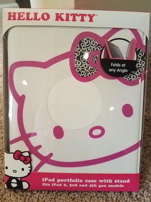 Hello Kitty IPad Case for Sale in Fairfax, VA