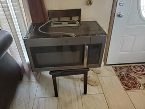 Over-the-ranger microwaves for Sale in Fresno, CA