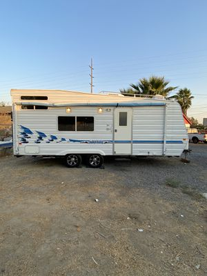 Selling a 2003 weekend warrior superlight $8700 fuel station and generator Camp ready for Sale in Jurupa Valley, CA