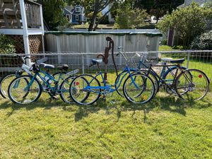 Bicycles & Parts (package deal) for Sale in Peabody, MA