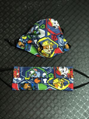 Nick Jr. Paw Patrol Cloth Face Mask for Kids for Sale in Grand Prairie, TX