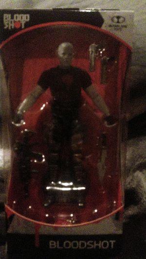 Bloodshot 7 inch action figure for Sale in Phoenix, AZ