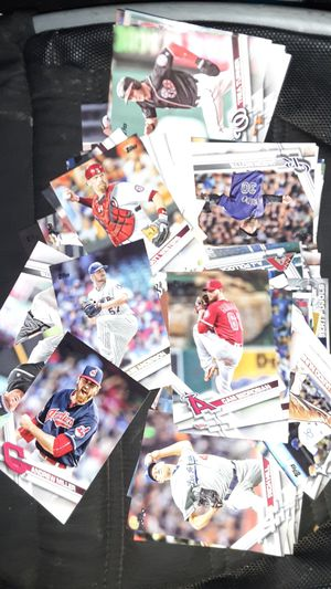 Baseball, football, hockey collection cards for Sale in Anaheim, CA