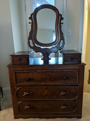 Antique Dresser and Vanity for Sale in Washington, DC