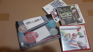New Nintendo 3ds XL... w/ game for Sale in Fort Lauderdale, FL