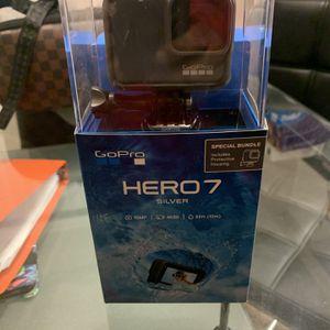 GO PRO HERO 7 Silver 150$ for Sale in Fontana, CA