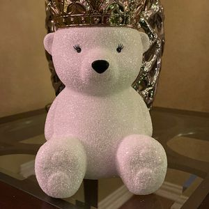 Bath and Body Works Polar Bear Candle Holder for Sale in Grand Prairie, TX