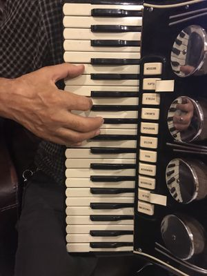For sell accordion from Italy for Sale in Los Angeles, CA