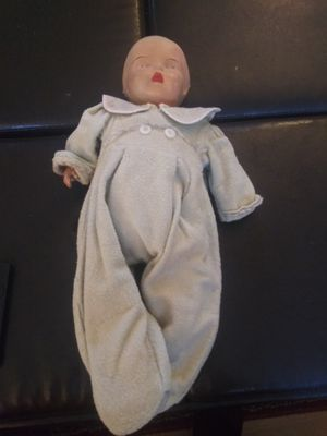 Antique Doll Plastic Baby for Sale in Gaithersburg, MD