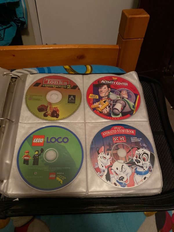 Pc games/Discs