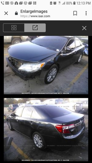 Toyota camry parts for Sale in Houston, TX