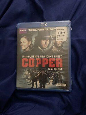 Copper Season 1 Blu-ray 2 disc new for Sale in Brooklyn, NY