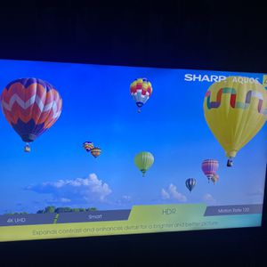 55in. Sharp Tv for Sale in Indiantown, FL