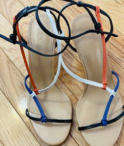 Multi-Color Strapy Sandals for Sale in Bowie,  MD