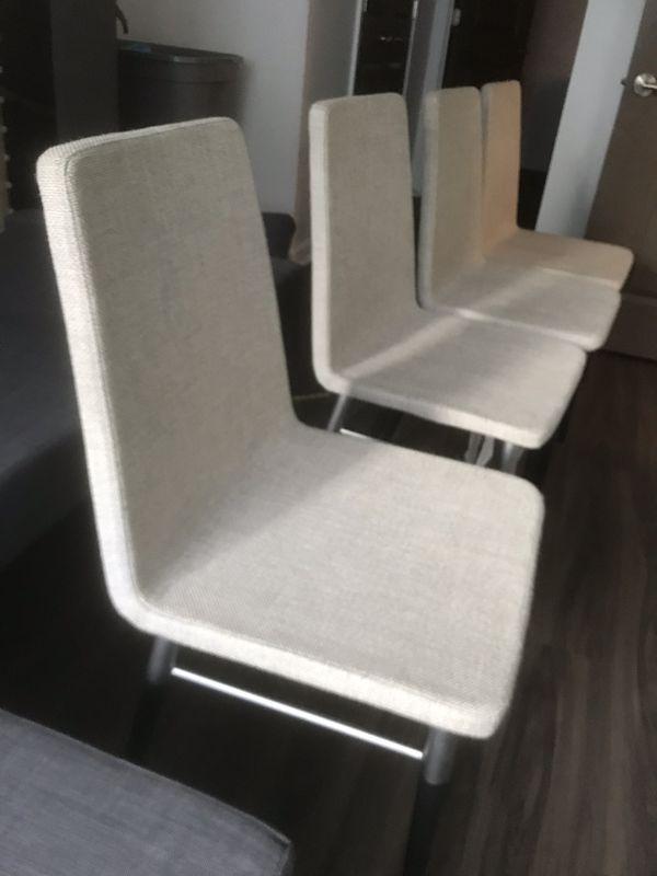 PREBEN dining chairs