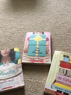 Wendy Mass Set Of 3 Books for Sale in Smyrna,  TN