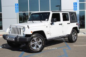 2018 Jeep Wrangler JK Unlimited for Sale in Indio, CA