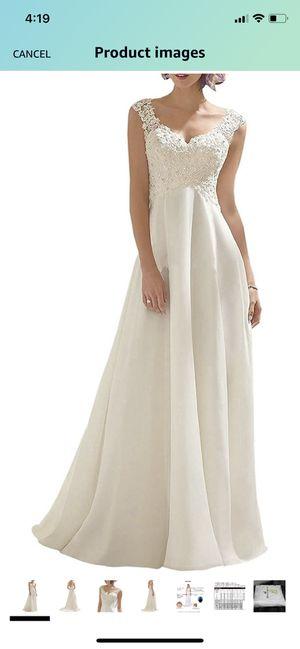 New wedding dress for Sale in Evesham Township, NJ