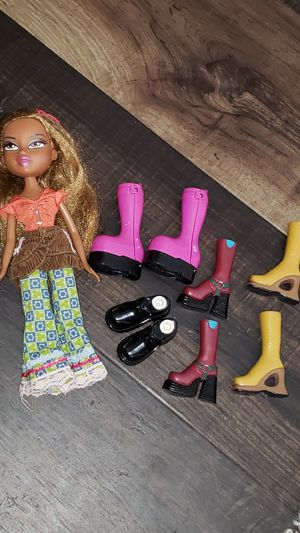 BRATZ Doll with Clothes and Shoes for Sale in Ontario, CA