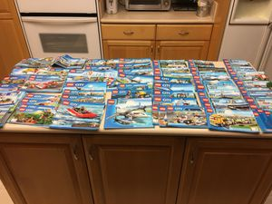 10 pounds of City Lego Manuals for Sale in Huntington Beach, CA