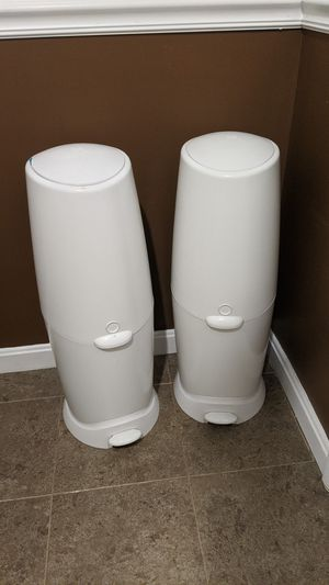 Two diaper genies for Sale in Saint Charles, MD
