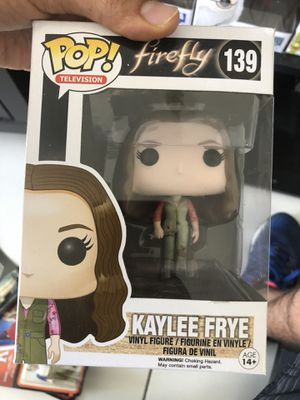 Kaylee Frye Firefly Serenity Funko Pop Television #139 for Sale in Miami, FL