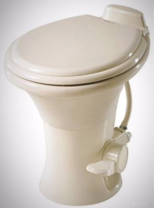 "New!! Toilet, 18"" RV Toilet,Pedal Push Toilet, for Sale in Phoenix, AZ"