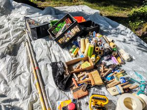 Professional painting tools/ladders for Sale in Cranbury, NJ