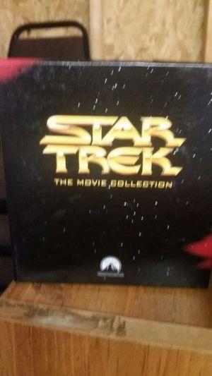 Star trek collector's edition vhs never opened set for Sale in Harper Woods, MI