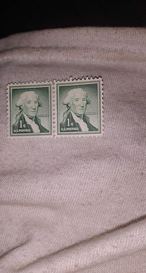 George Washington 1¢ stamp for Sale in Lincoln, NE