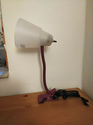 Desk Clamp Lamp for Sale in Hialeah, FL