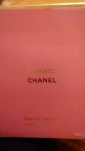 Chance CHANEL perfume for Sale in Ontario, CA