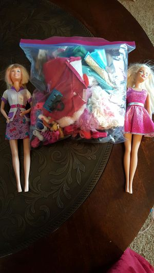 Barbies and accessories for Sale in Goodlettsville, TN