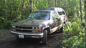 1989 Chevy 3500 runs good for Sale in Buckley, WA