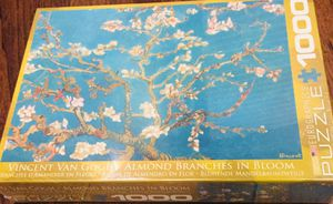 Vincent Van Gogh Jigsaw Puzzle 1000 Pieces for Sale in Los Angeles, CA