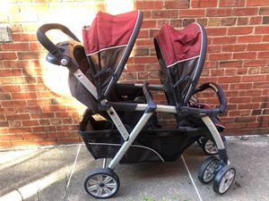 Double strollers by Chicco for Sale in The Bronx, NY