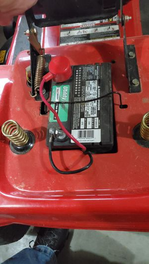 Riding lawn mower for Sale in Belvidere, IL