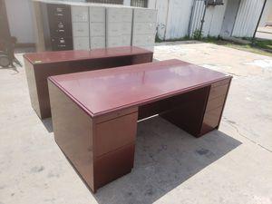 office DESKS FOR SALE!!!!....each for Sale in Houston, TX