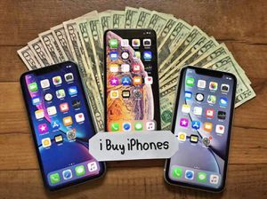 iPhone X (read description) for Sale in Dunwoody, GA