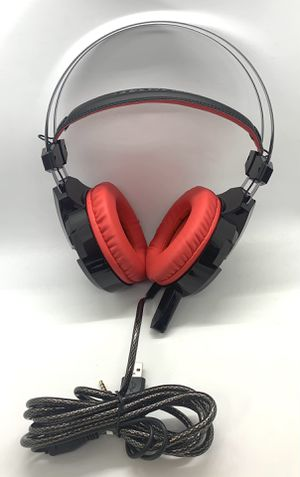 Gamerpros Phoenix Led Light-Up Gaming Headphones For Xbox Playstation & Pc Red for Sale in Fontana, CA