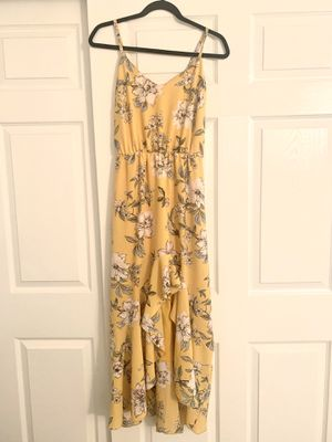 Yellow Maxi Dress for Sale in Seattle, WA