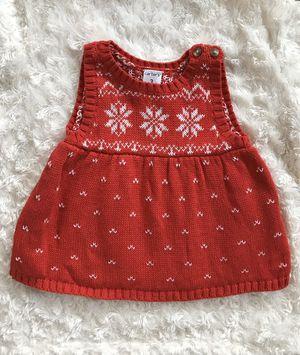 Carter's Christmas Sweater Dress for Sale in Lake Stevens, WA