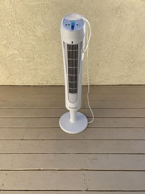 Honeywell HY-254 QuietSet Whole Room Tall Tower Fan for Sale in Oceanside, CA