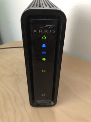Arris Surfboard 6580-2 Modem Router for Sale in SUNNY ISL BCH, FL
