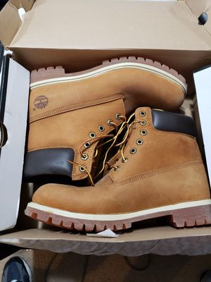 Cinnamon timberland boots sz 11 for Sale in Hyattsville, MD