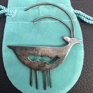 Brooch Pin Native American Southwest Jewelry Bighorn Sheep for Sale in Las Vegas, NV