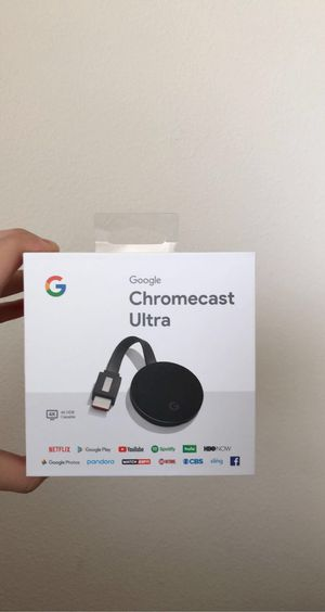 Google Chromecast Ultra Brandnew has not been open for Sale in Seattle, WA
