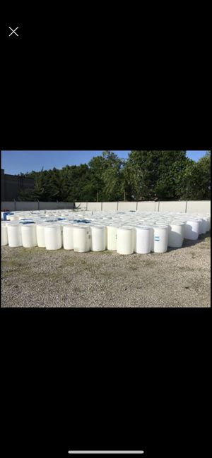 55 and 30 gallon drums. Hdpe grade #2 for Sale in Lenexa, KS